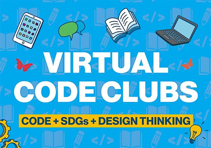 iamtheCODE Virtual Code Clubs image