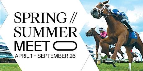 Spring/Summer Meet 2021 | Level 1 tickets