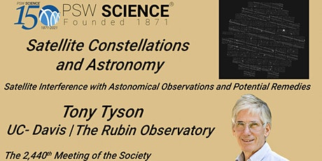 Satellite Constellations and Astronomy tickets