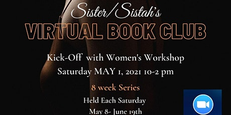 "Sister/Sistah Virtual Book Club ""A Jewel In His Crown"" tickets"