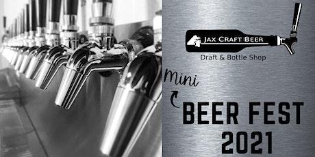Jax Craft Beer Mini Beer Fest tickets