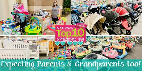 Expecting Parents & Grandparents Shop EverythingELSE Sale May 2021 tickets