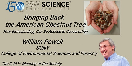 Bringing Back the American Chestnut Tree tickets