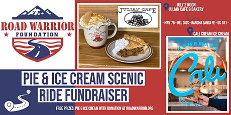Pie & Ice Cream Scenic Drive Fundraiser tickets