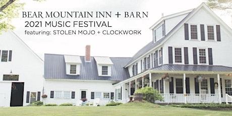 Stolen Mojo + Clockwork at Bear Mountain Inn + Barn tickets