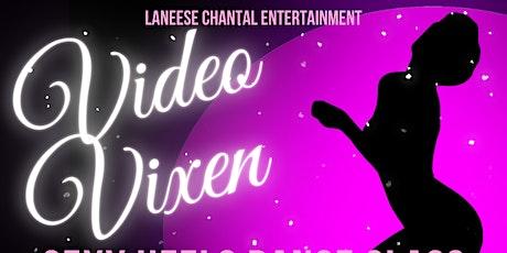 Video Vixen: Heels Class tickets