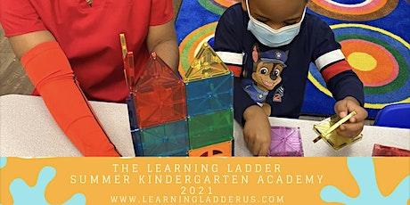 Summer Kindergarten Academy Open House tickets