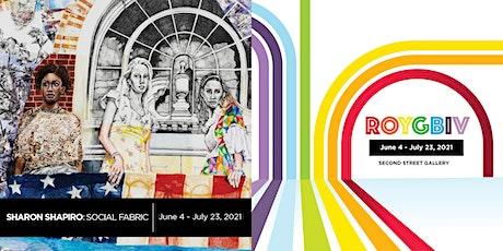 Exhibition Viewing: Sharon Shapiro + ROYGBIV boletos