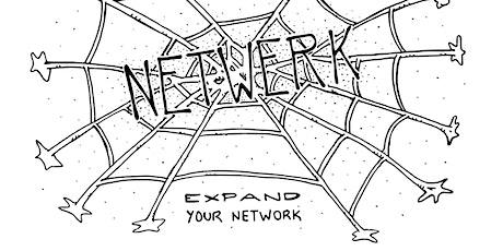 Netwerk | Virtual Creative Industries Networking Event & Concert tickets