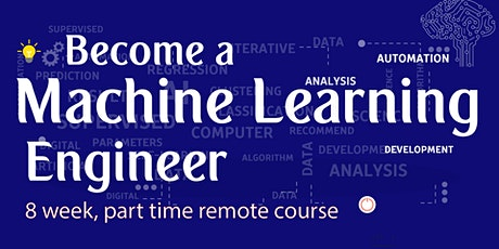 Become a Machine Learning Engineer tickets