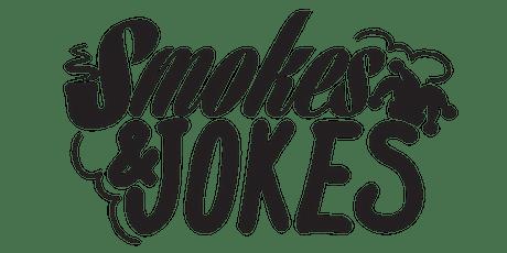 Smokes and Jokes Comedy Halloween tickets