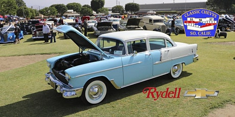 Classic Chevys of Southern California 38th Annual Charity Car Show 2021 tickets