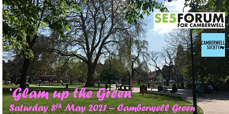 Glam up the Green - Litter picking tickets