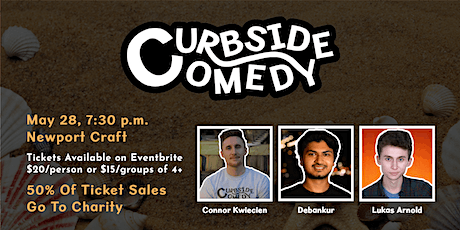 Curbside Comedy at Newport Craft tickets