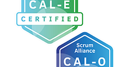 CERTIFIED AGILE LEADERSHIP ESSENTIALS and ORGANISATIONS (CAL-E & CAL-O) tickets