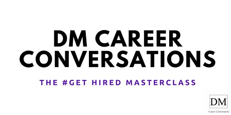 The Get Hired Masterclass tickets