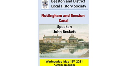 Nottingham and Beeston Canal tickets