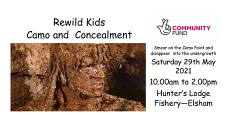 ReWild Kids - Camo and Conceal tickets