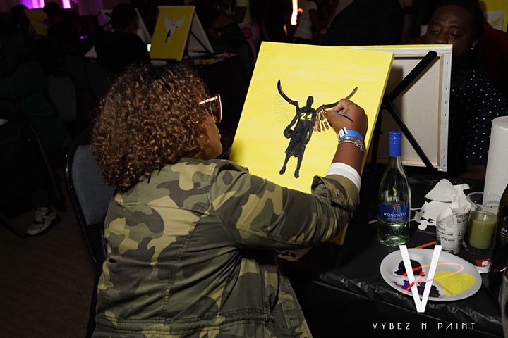 VYBEZ N PAINT image