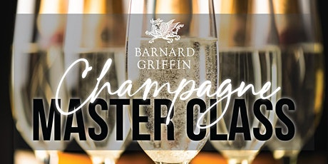 Champagne Master Class at `Barnard Griffin tickets