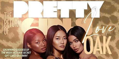 Pretty Girls ❤️ oAK | Every Wednesday at Oak Atlanta (21+) tickets