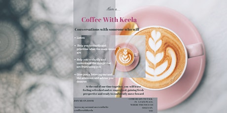 Coffee With Keela tickets