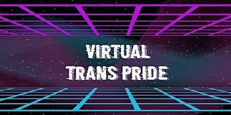 Virtual Trans Pride Leeds tickets