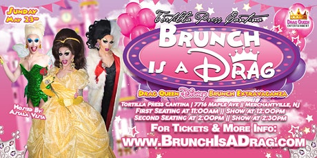 Brunch is a Drag - Disney Extravaganza! tickets
