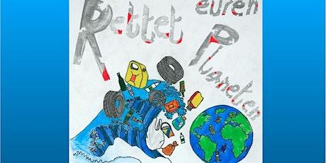 Kostenlose Online-Ausstellungsführung: Klax Kinderkunstgalerie Tickets