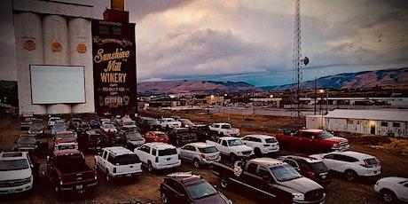 """Sunshine Mill Drive-Up Movie - """"Top Gun"""" tickets"""