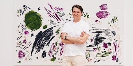 Artist Talk - Ernest Sabine tickets