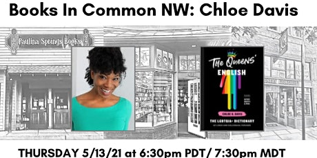 Books in Common NW: Chloe Davis and The Queens' English tickets