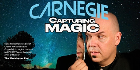 Carnegie's Capturing MAGIC Virtual Show  May 15th tickets