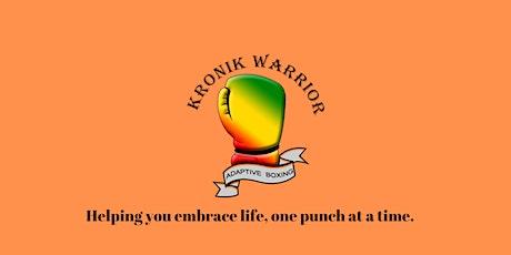 "Adaptive HIIT ""Box HIIT Training with Kronik Warriors UK tickets"