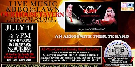 PUMP: An Aerosmith Tribute Band @ OUR HOUSE TAVERN tickets