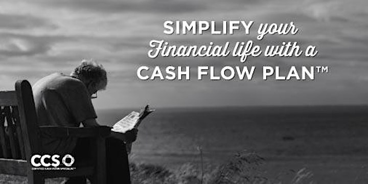 SIMPLIFY your Financial Life with a Cash Flow Plan  webinar image