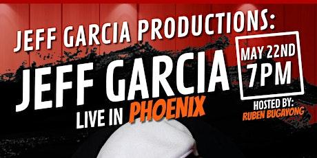 Jeff Garcia Live in Phoenix tickets