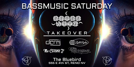 Bass Saturday : SBASS JAMZ Takeover tickets