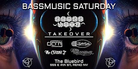 Bass Saturday : SBASS JAMZ Takeover tickets