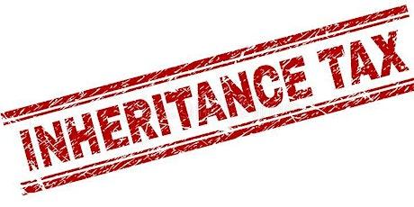 Inheritance tax planning & ESG Investments tickets