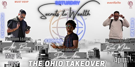 Secrets To Wealth tickets