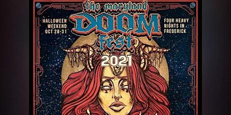 MARYLAND DOOM FEST 2021 tickets