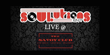 The Soulutions Band tickets