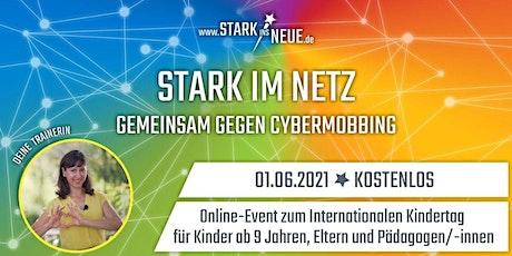 Stark im Netz - gemeinsam gegen Cybermobbing in Graz mit Anke Obermayer Tickets