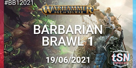 Barbarians Brawl 1 - AOS 16 man singles event tickets