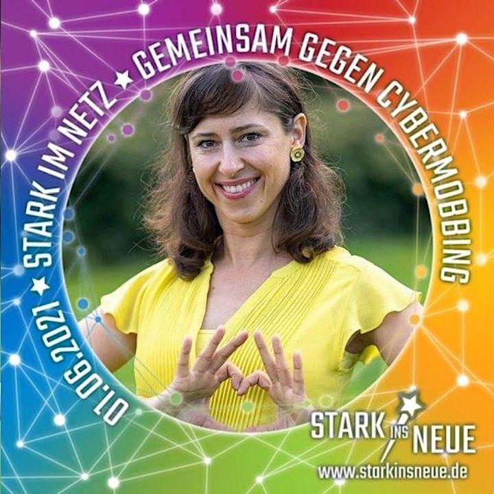 Stark im Netz - gemeinsam gegen Cybermobbing in Graz mit Anke Obermayer: Bild