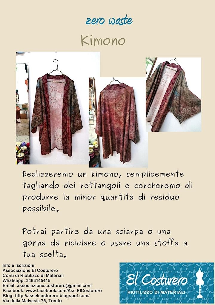 Immagine Kimono: zero waste