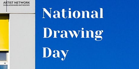 National Drawing Day with ArtNetdlr tickets
