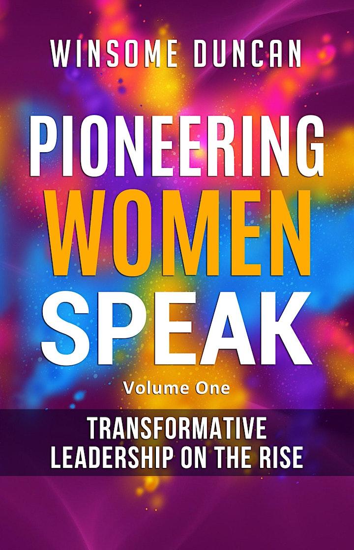 BOOK LAUNCH: Pioneering Women Speak image
