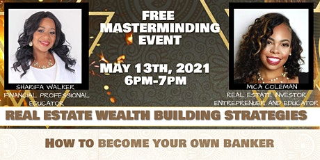 REAL ESTATE WEALTH BUILDING STRATEGIES tickets